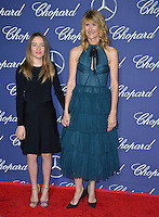 Actress Laura Dern &amp; daughter Jaya Harper at the 2017 Palm Springs Film Festival Awards Gala. January 2, 2017<br /> Picture: Paul Smith/Featureflash/SilverHub 0208 004 5359/ 07711 972644 Editors@silverhubmedia.com