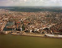 Oktober 1986. Antwerpen.