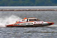 "Donald LeDuc, F-48 ""Cannonball""   (Formula 2500 class)"