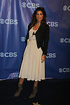 The City's Jennifer Esposito is on Blue Bloods at the CBS Upfront 2011 on May 18, 2011 at Lincoln Center, New York City, New York. (Photo by Sue Coflin/Max Photos)