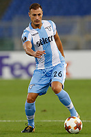 Stefan Radu Lazio <br /> Roma 28-09-2017 Stadio Olimpico Football Europa League 2017/2018 Group K Lazio - Zulte Waregem Foto Giampiero Sposito/Insidefoto