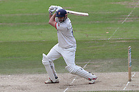 Nick Browne of Essex hits 4 runs to bring up his century during Nottinghamshire CCC vs Essex CCC, Specsavers County Championship Division 1 Cricket at Trent Bridge on 1st July 2019