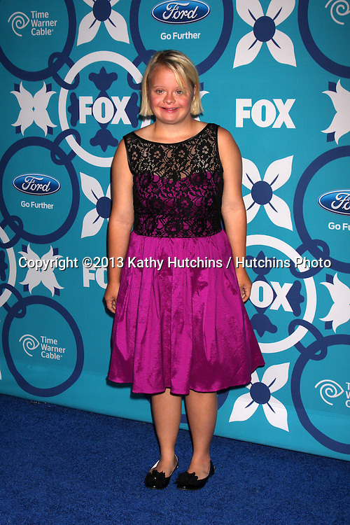 LOS ANGELES - SEP 9:  Lauren Potter at the FOX Fall Eco-Casino Party at The Bungalow on September 9, 2013 in Santa Monica, CA