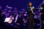 Spanish singer Miguel Poveda during concert of Festival Unicos. September 25, 2019. (ALTERPHOTOS/Johana Hernandez)