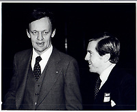 File Photo  - Jean Chretien, December 6, 1978<br /> <br /> PHOTO  :  John Raudsepp<br />  - Agence Quebec Presse
