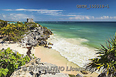 Tom Mackie, LANDSCAPES, LANDSCHAFTEN, PAISAJES, photos,+Caribbean, Europe, Italy, Liguria, Maya, Mayan, Mayan Temple Ruins, Mexico, North America, Riviera, Tom Mackie, Yucantan Peni+nsula, ancient, archeology, architecture, beach, beautiful, blue, civilization, cliff, coast, coastal, coastline, coastlines,+exotic, green, holiday, horizontal, horizontals, hot, landmark, mexican, ocean, palm, relax, rocky, ruin, ruins, sand, sea,+seashore, sky, stone, temple, tourism, travel, tulum, turquoise, vacation, water, yucatan,Caribbean, Europe, Italy, Liguria,+,GBTM150018-1,#L#