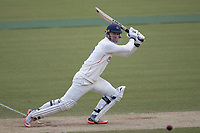 Dane Vilas of Lancashire CCC cuts in front of point during Middlesex CCC vs Lancashire CCC, Specsavers County Championship Division 2 Cricket at Lord's Cricket Ground on 13th April 2019
