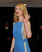 Claire Danes arrives for the 2013 White House Correspondents Association Annual Dinner at the Washington Hilton Hotel on Saturday, April 27, 2013..Credit: Ron Sachs / CNP.(RESTRICTION: NO New York or New Jersey Newspapers or newspapers within a 75 mile radius of New York City)