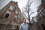 Nederland, Utrecht, 07-03-2012  Michael Schinkel exploiteert het gerestaureerde  stadskasteel Paushuize . Foto: Gerard Til