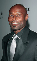 Haitian actor Jimmy Jean Louis arrives at the NBC/Universal Pictures/Focus Features Golden Globes after party at the Beverly Hilton Hotel, Beverly Hills, California, USA, on January 11, 2009.  The Golden Globes honour excellence in film and television.