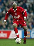 El Hadj Diouf of Liverpool