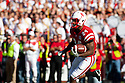 30 October 2010: Nebraska wide receiver Niles Paul (24) returns a kickoff 40 yards against the Missouri Tigers in the second quarter at Memorial Stadium in Lincoln, Nebraska. Nebraska defeated Missouri 31 to 17.