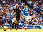 14.07.2019: Rangers v Marseille: Greg Docherty comes close to scoring