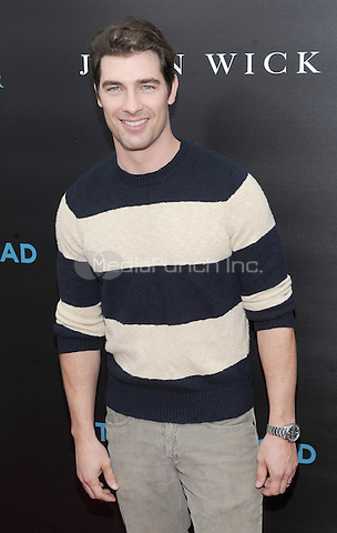 New York, NY- October 13: Cory Bond  attends the Summit Entertainment and Thunder Road Pictures New York screening of John Wick at the Regal Union Square on October 13, 2014 in New York City. Credit: John Palmer/MediaPunch