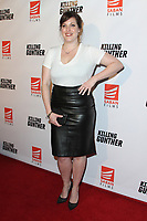 "LOS ANGELES - OCT 14:  Allison Tolman at the ""Killing Gunther"" LA Special Screening at the TCL Chinese 6 Theater on October 14, 2017 in Los Angeles, CA"