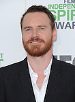 Michael Fassbender<br />  attends The 2014 Film Independent Spirit Awards held at Santa Monica Beach in Santa Monica, California on March 01,2014                                                                               &copy; 2014 Hollywood Press Agency