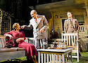 All My Sons by Arthur Miller,directed by Howard Davies.With Zoe Wanamaker as Kate Keller,David Suchet as Joe Keller ,Daniel Lapaine as George Deever.Opens at The Apollo  Theatre on 27/5/10 Credit Geraint Lewis