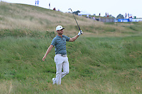 Lucas Bjerregaard (DEN) on the 10th during Round 3 of the HNA Open De France at Le Golf National in Saint-Quentin-En-Yvelines, Paris, France on Saturday 30th June 2018.<br /> Picture:  Thos Caffrey | Golffile