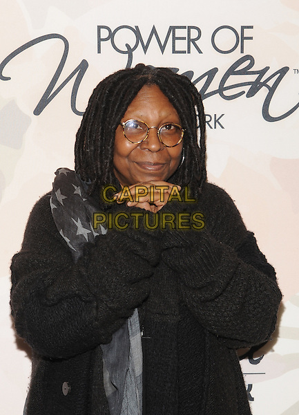 New York,NY- April 24: Whoopi Goldberg attends Variety's Power of Women New York at Cipriani 42nd Street on April 24, 2015 in New York City. <br /> CAP/MPI/STV<br /> &copy;STV/MPI/Capital Pictures