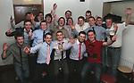Gary Morgan's 21st in McHughs