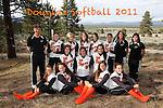 DHS Varsity Softball 2011