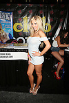 ADULT FILM STAR TASHA REIGN Attends EXXXOTICA 2013 Held At The Taj Mahal Atlantic City, NJ