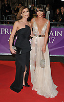 Jane Danson and Brooke Vincent at the Pride of Britain Awards 2017, Grosvenor House Hotel, Park Lane, London, England, UK, on Monday 30 October 2017.<br /> CAP/CAN<br /> &copy;CAN/Capital Pictures /MediaPunch ***NORTH AND SOUTH AMERICAS ONLY***