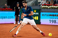Spanish Pablo Andújar during Mutua Madrid Open 2018 at Caja Magica in Madrid, Spain. May 07, 2018. (ALTERPHOTOS/Borja B.Hojas) /NortePhoto.com