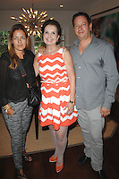 Cathy Vedovi, Billie Milam Weisman, Andy Moses==<br /> LAXART 5th Annual Garden Party Presented by Tory Burch==<br /> Private Residence, Beverly Hills, CA==<br /> August 3, 2014==<br /> ©LAXART==<br /> Photo: DAVID CROTTY/Laxart.com==