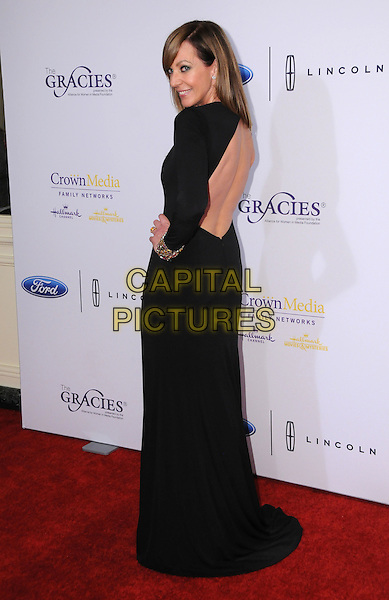 24 May 2016 - Beverly Hills, California - Allison Janney. Arrivals for the 41st Annual Gracies Awards held at Beverly Wilshire Hotel. <br /> CAP/ADM/BT<br /> &copy;BT/ADM/Capital Pictures