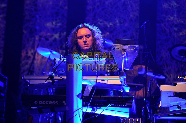 LONDON, ENGLAND - May 23: Thorsten Quaeschning of Tangerine Dream performs in concert at Shepherd's Bush Empire on May 23, 2014 in London, England<br /> CAP/MAR<br /> &copy; Martin Harris/Capital Pictures