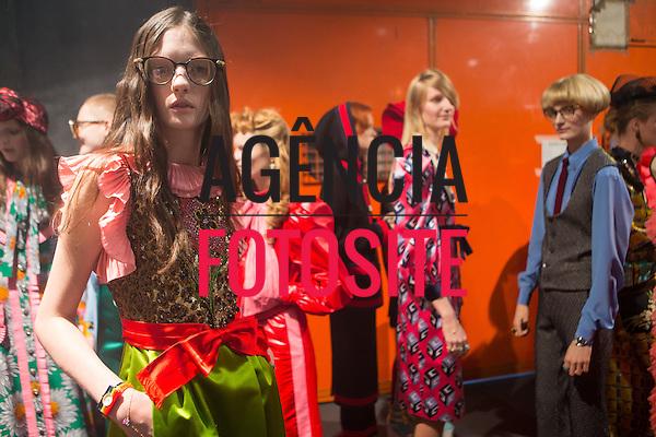 Gucci<br /> <br /> MILAO - Verao 2017<br /> <br /> Setembro 2016<br /> <br /> foto: FOTOSITE