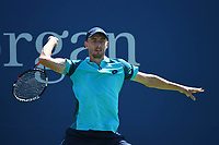 John Millman (Aus)<br /> Flushing Meadows 30/08/2017<br /> Tennis US Open 2017 <br /> Foto Couvercelle/Panoramic/Insidefoto
