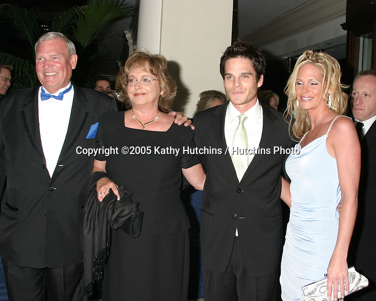 Greg Rikaart.Family, guest.32nd Annual Daytime Emmys.Radio City Music Hall.New York City, NY.May 20, 2005.©2005 Kathy Hutchins / Hutchins Photo...