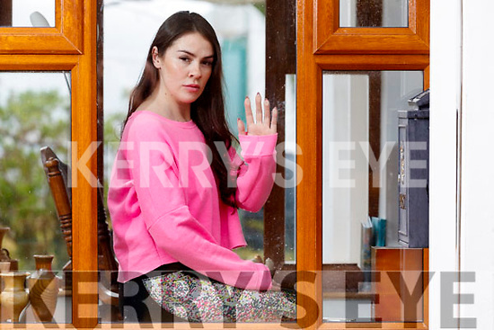 Ashe Spillane at her home in Tonevane, Tralee on Tuesday.