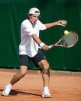 16-8-06,Amsterdam, tennis , NK, firrst round match, Igor Sijsling