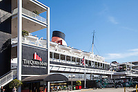 Long Beach Landmark The Queen Mary