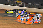 Oct 16, 2010; 10:25:16 PM;Mineral Wells,WV ., USA; The 30th Annual Dirt Track World Championship dirt late models 50,000-to-win event at the West Virginia Motor Speedway.  Mandatory Credit: (thesportswire.net)