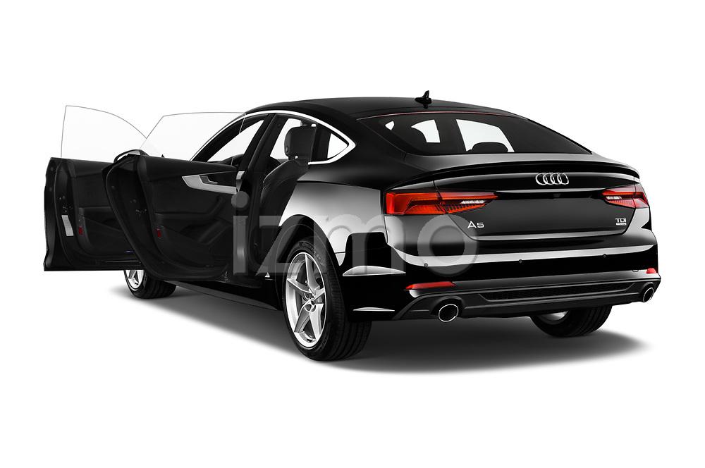 Car images of 2019 Audi A5-Sportback Premium 5 Door Hatchback Doors