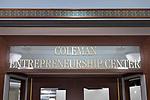The Coleman Entrepreneurship Center in the Richard H. Driehaus College of Business at DePaul University. (DePaul University/Jeff Carrion)
