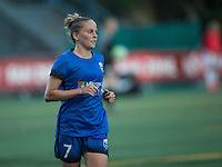 Seattle, WA - Saturday July 16, 2016: Elli Reed during a regular season National Women's Soccer League (NWSL) match between the Seattle Reign FC and the Western New York Flash at Memorial Stadium.