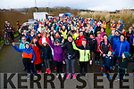 Big crowd turned out for the Operation Transformation Walk at Tralee Bay Wetlands on Saturday morning last.