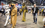 Chewbacca at Expocomic 2016 in Madrid, Spain. December 03, 2016. (ALTERPHOTOS/BorjaB.Hojas)