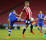 Jake Wright Jnr of Sheffield Utd during the U23 Professional Development League match at Bramall Lane Stadium, Sheffield. Picture date: September 6th, 2016. Pic Simon Bellis/Sportimage