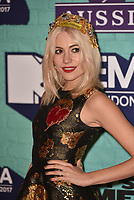 Pixie Lott<br /> MTV EMA Awards 2017 in Wembley, London, England on November 12, 2017<br /> CAP/PL<br /> &copy;Phil Loftus/Capital Pictures