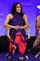 "HOLLYWOOD, CA - MARCH 23:  Mj Rodriguez at PaleyFest 2019 for FX's ""Pose"" panel at the Dolby Theatre on March 23, 2019 in Hollywood, California. (Photo by Vince Bucci/FX/PictureGroup)"