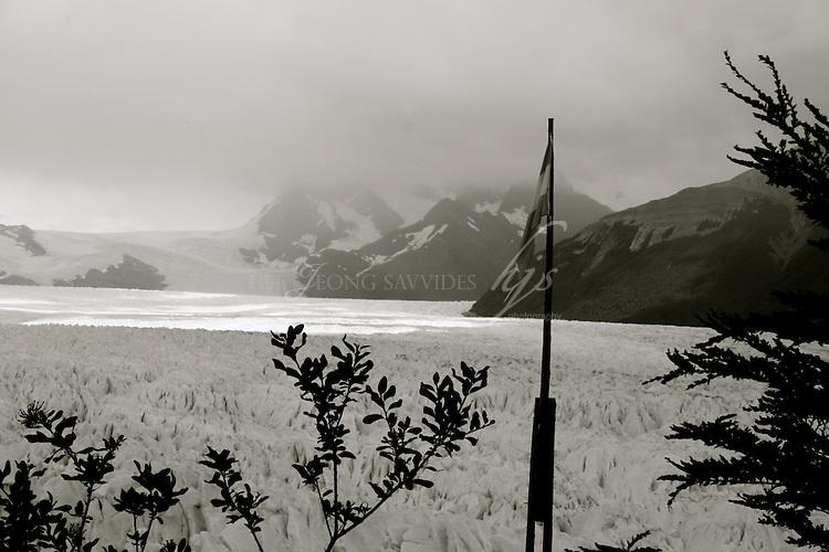 About 30km in length, Perito Moreno Glacier, Patagonia, Argentina | Feb 08