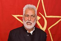 October Revolution Celebrations Southall LDN 2013 Saklatvala Hall - Harpal Brar Chair CPML GB