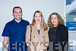 Spencer and Marie Botting Currow Mairead O'Connor Scartaglen at the Jenny Greene concert in the INEC on Saturday night