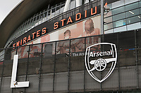 Arsenal hoping to avoid the L today during the Premier League match between Arsenal and Aston Villa at the Emirates Stadium, London, England on 22 September 2019. Photo by Carlton Myrie / PRiME Media Images.
